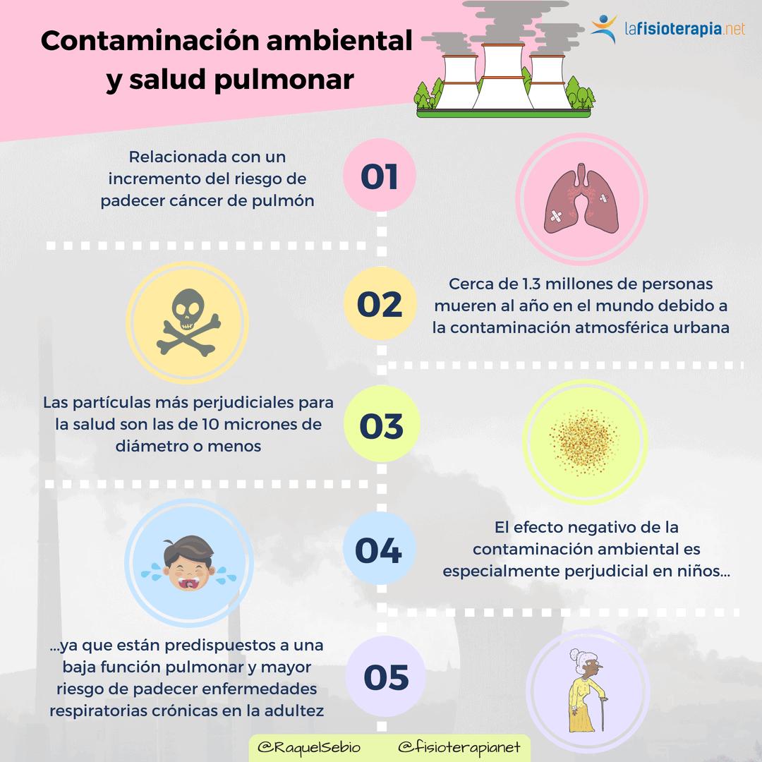 5 claves sobre la contaminacion ambiental