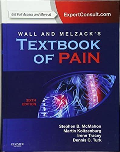 libro sobre dolor wall y melzacks