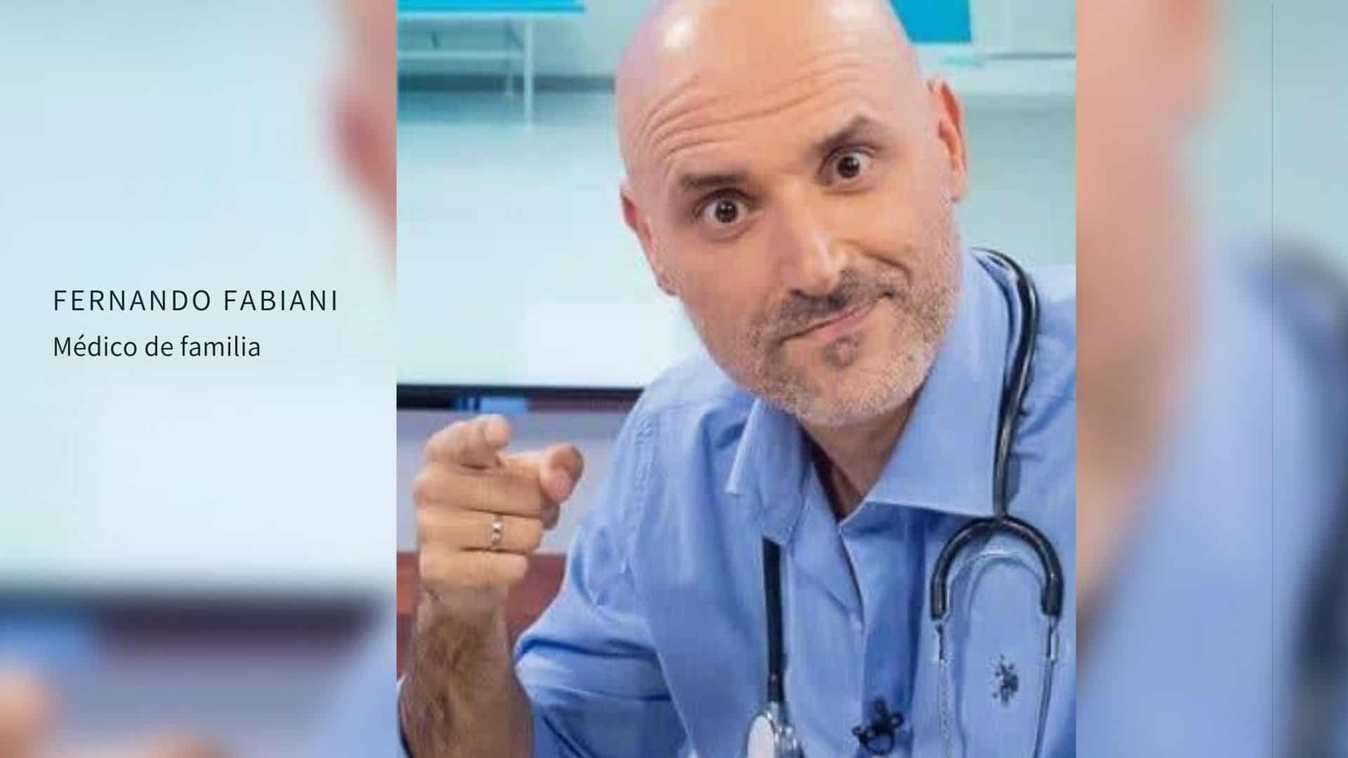 medico de familia fernando fabiani