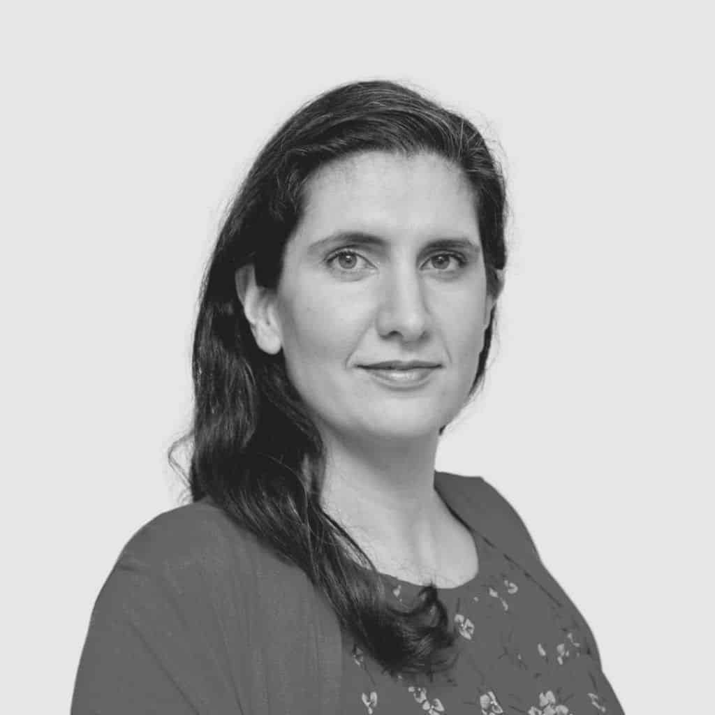 Maria Galve fisioterapeuta e investigadora