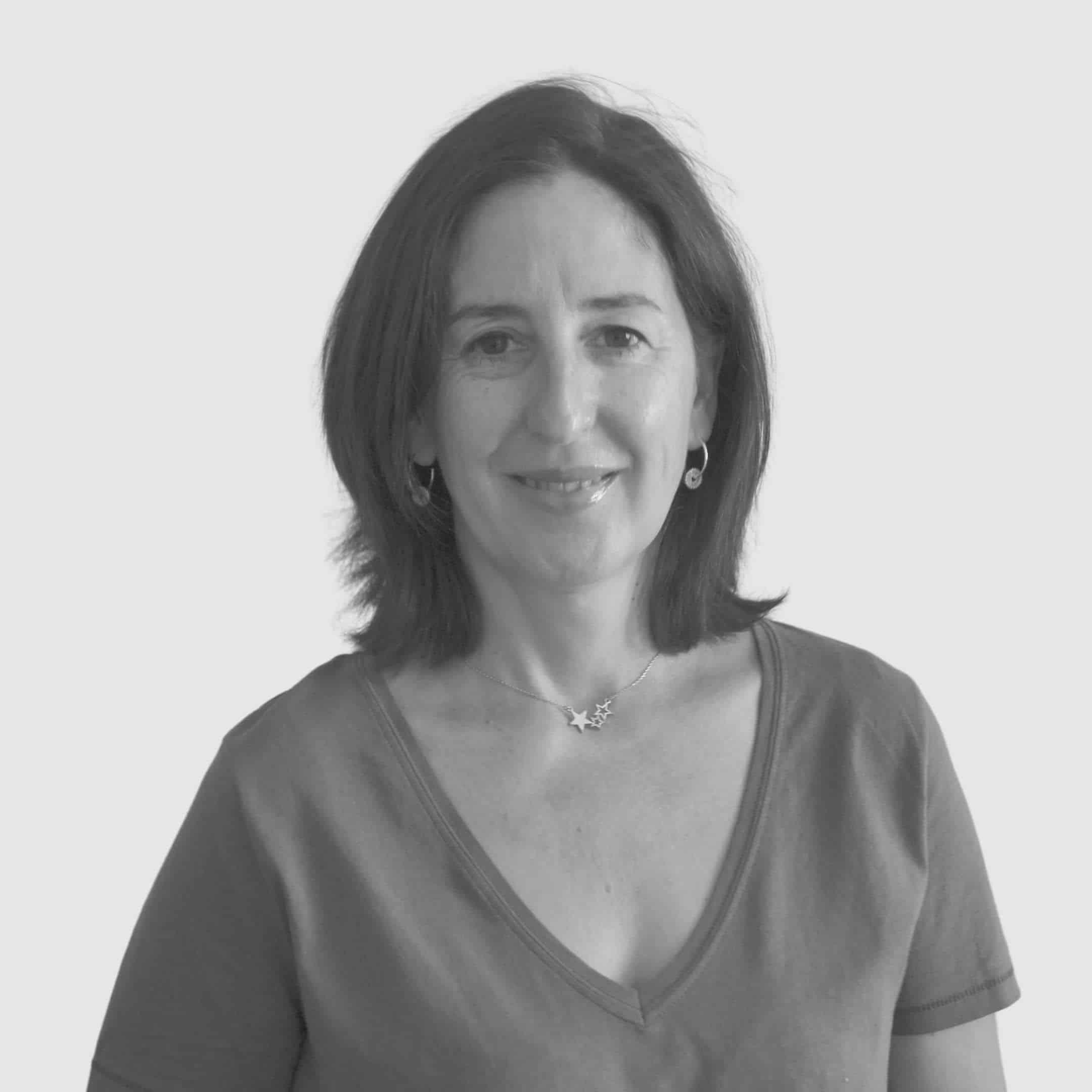 Paula Areso fisioterapeuta